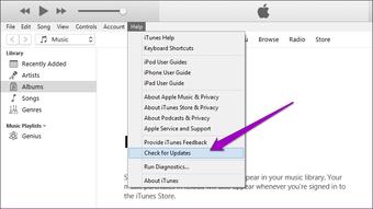 update iTunes error