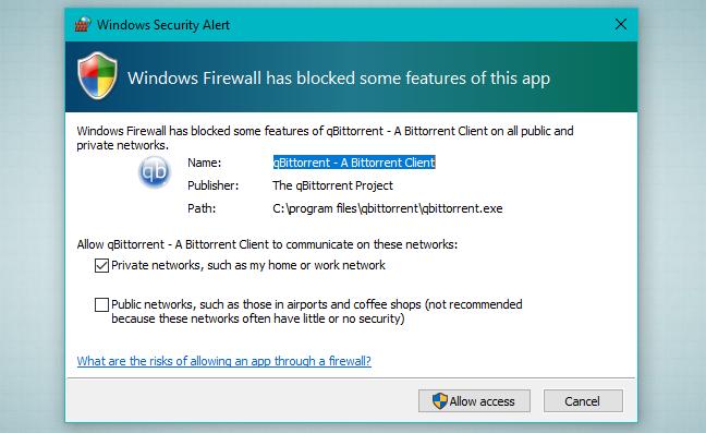 windows firewall Update Error