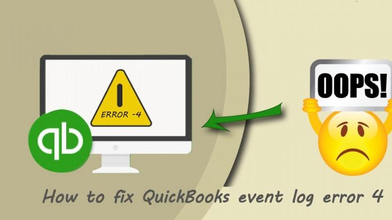 QuickBooks Event ID 4
