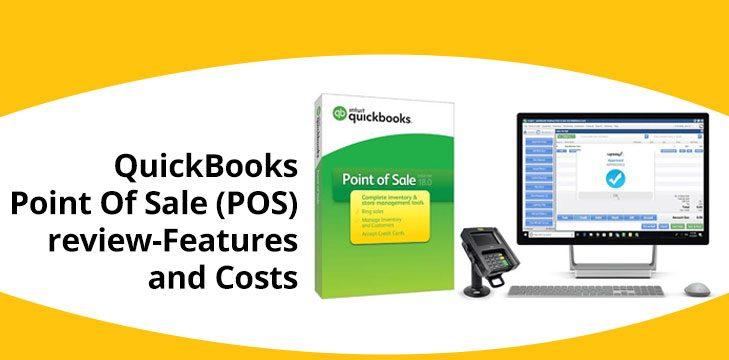QuickBooks POS Features