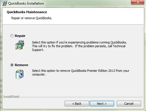 Repairing Quickbooks Installation Process