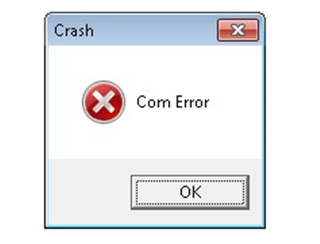 QuickBooks 2017 Com Error Message