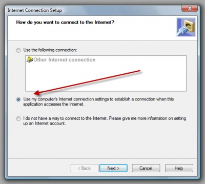 Stable Internet Connection Setup