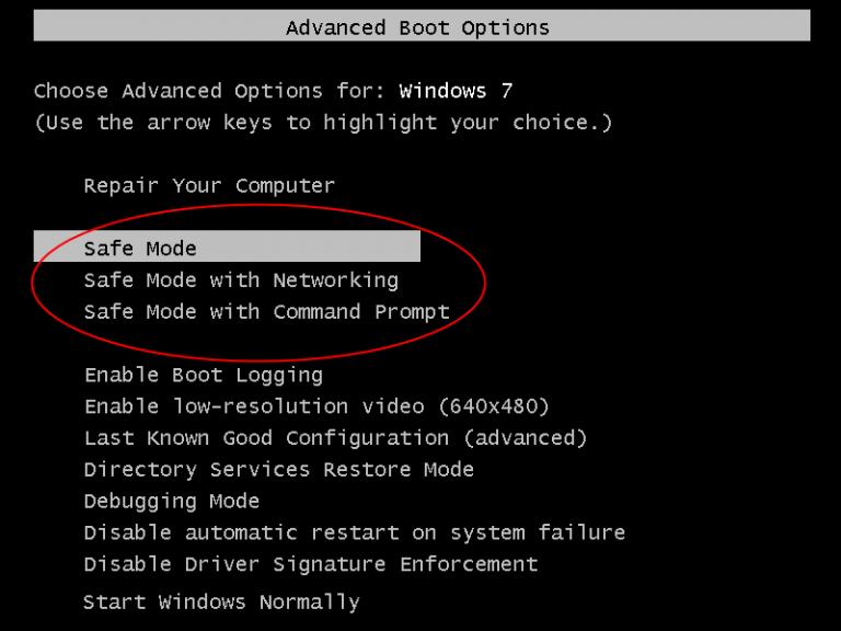 Quickbooks Software Update in Safe Mode