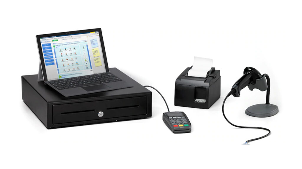 Set-up and Installation of the Physical Inventory Scanner of QuickBooks POS