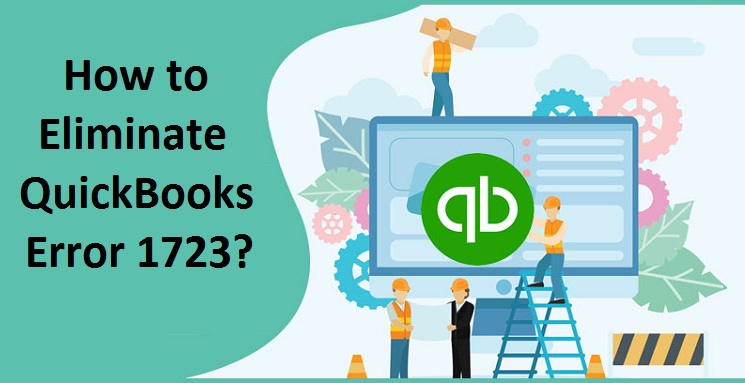 Quickbooks error 1723