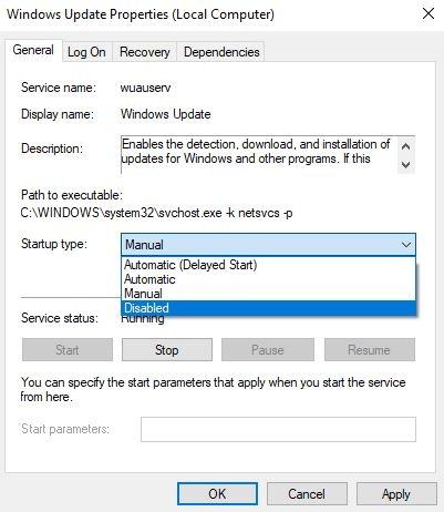QuickBooks database server manager stopped